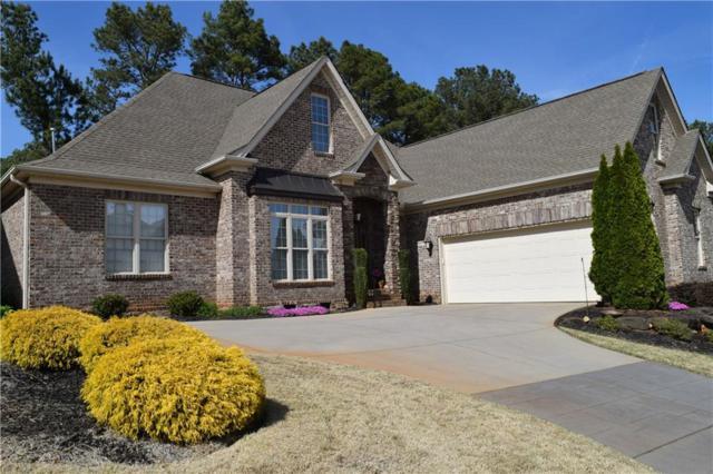 160 Buckland Drive, Anderson, SC 29621 (MLS #20201508) :: Tri-County Properties