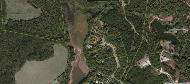 Lot 20 Lake Breeze, Westminster, SC 29693 (MLS #20201520) :: Les Walden Real Estate
