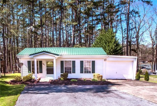 341 Walnut Drive, Townville, SC 29689 (MLS #20201575) :: The Powell Group of Keller Williams