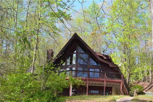 240 Parkview Drive, Fair Play, SC 29643 (MLS #20201580) :: The Powell Group of Keller Williams