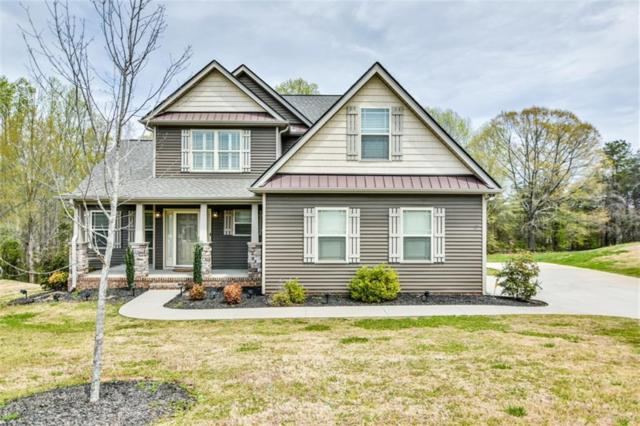412 Jericho Ridge Trail, Easley, SC 29640 (MLS #20201591) :: The Powell Group of Keller Williams