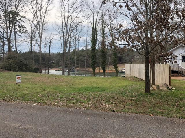 Lot 34 E Clearwater Shores Road, Fair Play, SC 29643 (MLS #20201625) :: The Powell Group of Keller Williams