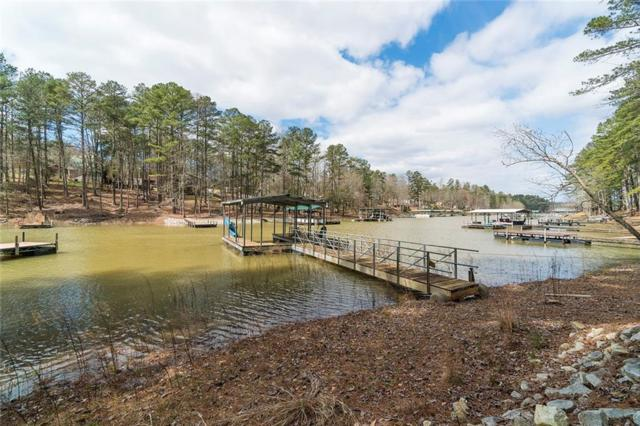 Lot 10&11 Walnut Drive, Townville, SC 29689 (MLS #20201697) :: Les Walden Real Estate