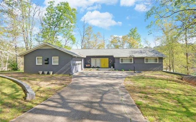 612 Winding Way, Hartwell, GA 30643 (MLS #20201698) :: Tri-County Properties