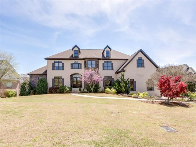14 Great Lawn Drive, Piedmont, SC 29673 (MLS #20201714) :: Tri-County Properties