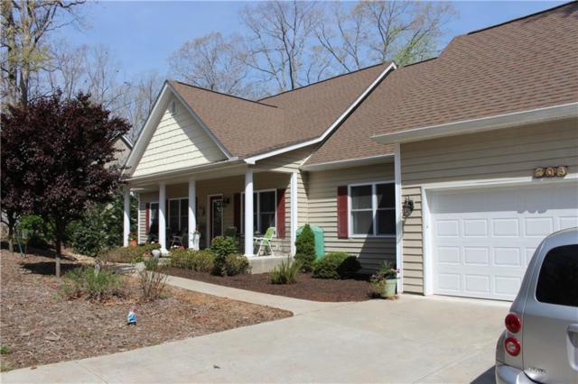 708 Keowee Bay Circle, Salem, SC 29676 (MLS #20201726) :: Les Walden Real Estate