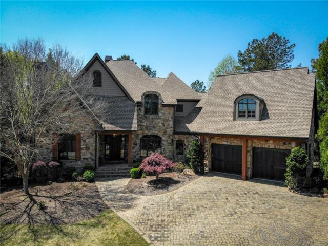 422 Spring Cove Way, Six Mile, SC 29682 (MLS #20201736) :: The Powell Group of Keller Williams