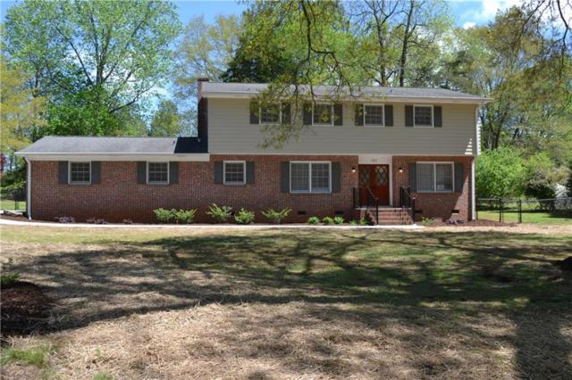 101 Rippleview Drive, Clemson, SC 29631 (MLS #20201744) :: The Powell Group of Keller Williams