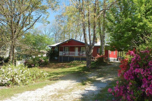 651 Shorewood Circle, Toccoa, GA 30577 (MLS #20201749) :: Les Walden Real Estate