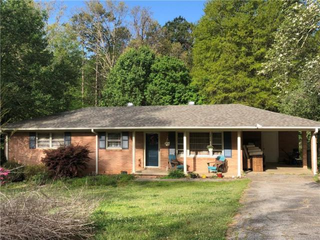 817 N Andover Drive, Walhalla, SC 29691 (MLS #20201781) :: The Powell Group of Keller Williams