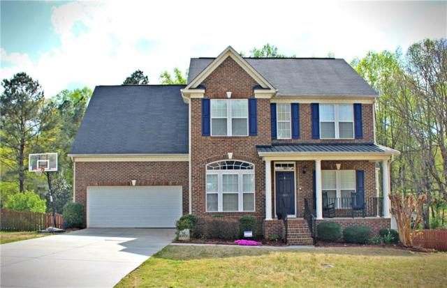 107 Culpepper Lane, Easley, SC 29642 (MLS #20201841) :: Tri-County Properties
