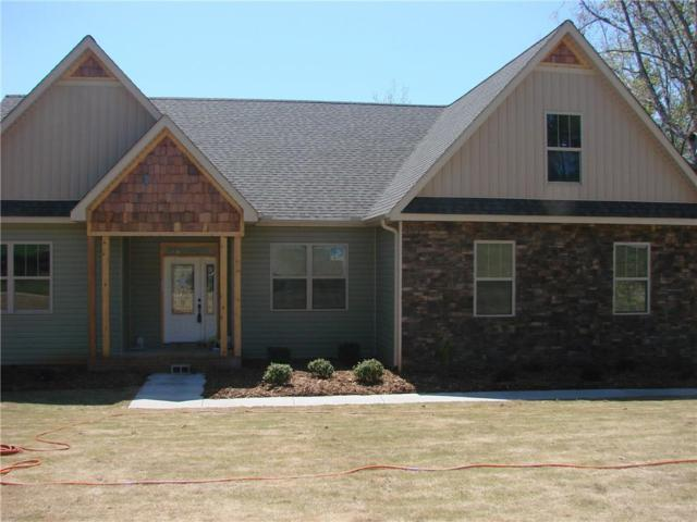133 Golden Eagle Drive, Pickens, SC 29671 (MLS #20201863) :: The Powell Group of Keller Williams