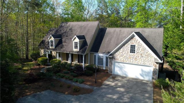 176 Bay Drive, Fair Play, SC 29643 (MLS #20201866) :: The Powell Group of Keller Williams