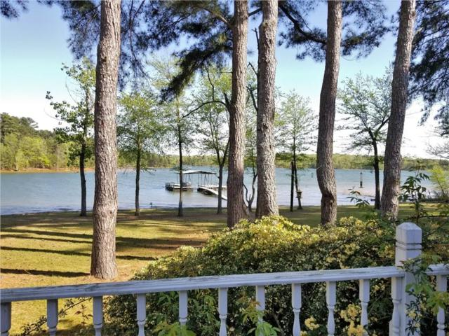 313 Sandy Shores Drive, Townville, SC 29689 (MLS #20201907) :: The Powell Group of Keller Williams