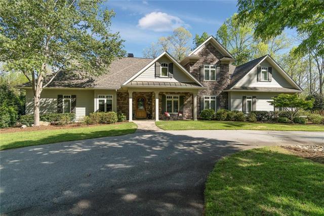 120 Waterford Farms Lane, Seneca, SC 29672 (MLS #20201928) :: Les Walden Real Estate