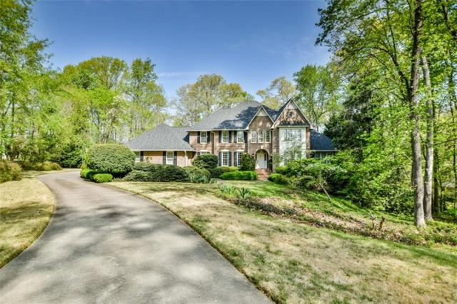 4105 Weatherstone Way, Anderson, SC 29621 (MLS #20201947) :: The Powell Group of Keller Williams