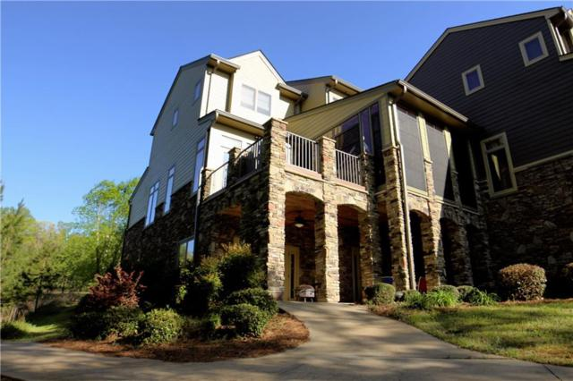 436 Sunset Point Drive, West Union, SC 29696 (MLS #20201956) :: Tri-County Properties
