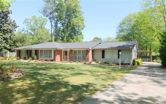 608 Jackson Square, Anderson, SC 29625 (MLS #20201965) :: Les Walden Real Estate