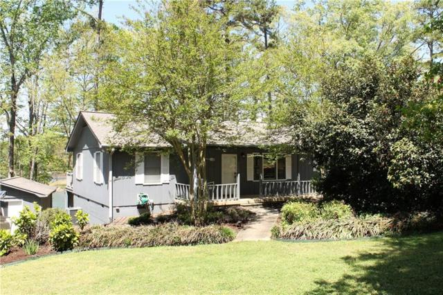 202 E Clearwater Shores Drive, Fair Play, SC 29643 (MLS #20201971) :: The Powell Group of Keller Williams