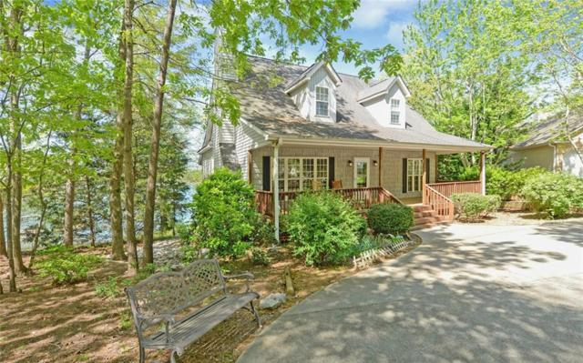 968 Reed Creek Point, Hartwell, GA 30643 (MLS #20201988) :: The Powell Group of Keller Williams