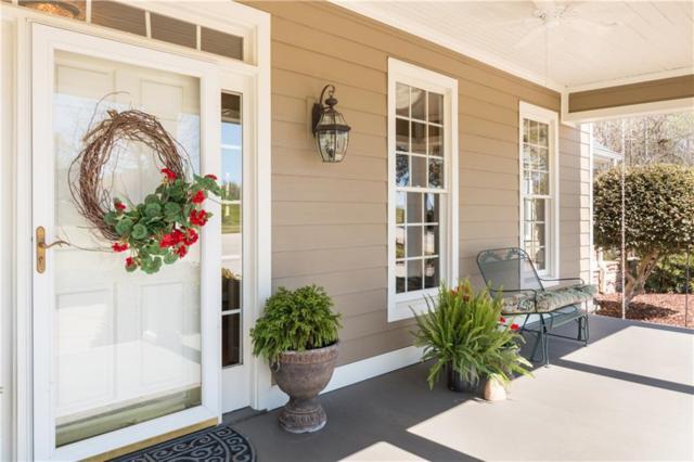1406 Cross Creek Drive, Seneca, SC 29678 (MLS #20202001) :: Les Walden Real Estate