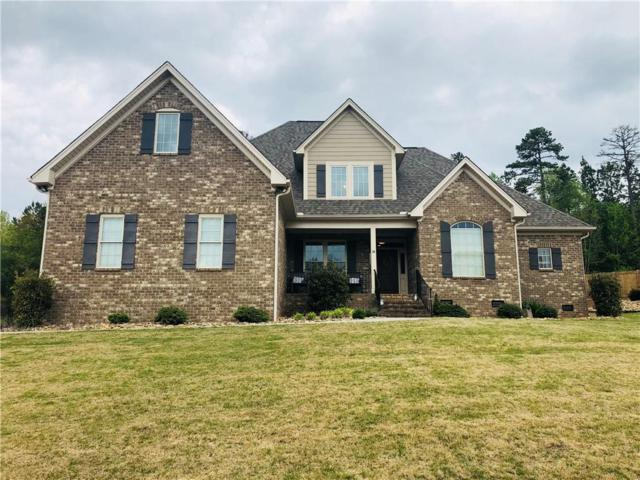 114 Lantern Ridge Drive, Easley, SC 29642 (#20202021) :: Connie Rice and Partners