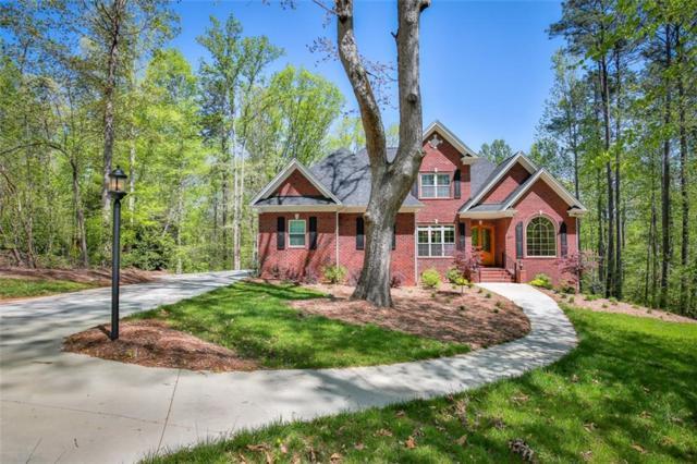 511 Heron Cove Circle, Seneca, SC 29672 (MLS #20202029) :: Les Walden Real Estate