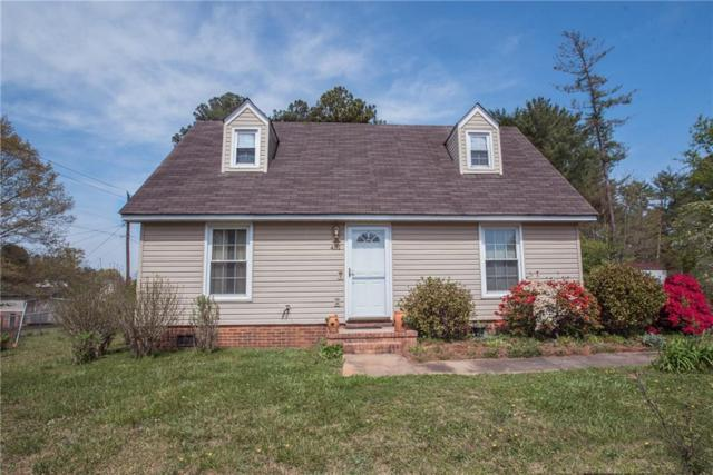 402 Jamestown Road, Easley, SC 29640 (MLS #20202054) :: The Powell Group of Keller Williams