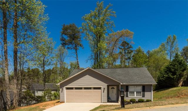 300 Morning Creek Drive, Easley, SC 29640 (#20202056) :: Connie Rice and Partners