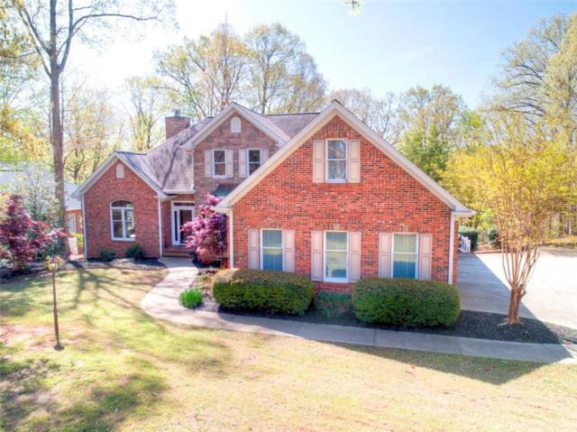 409 Nautical Way, Anderson, SC 29625 (MLS #20202064) :: The Powell Group of Keller Williams