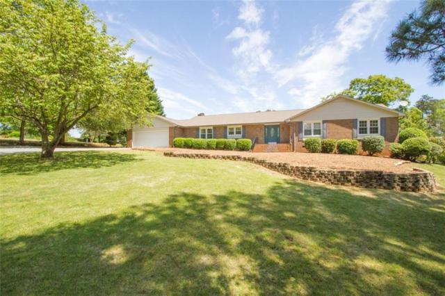 1309 Summers Drive, Pendleton, SC 29670 (MLS #20202113) :: Les Walden Real Estate