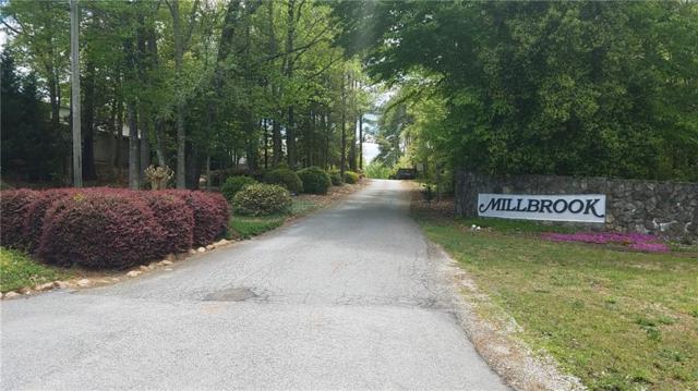 Lot 9 Woodale Circle, Seneca, SC 29678 (MLS #20202125) :: The Powell Group of Keller Williams