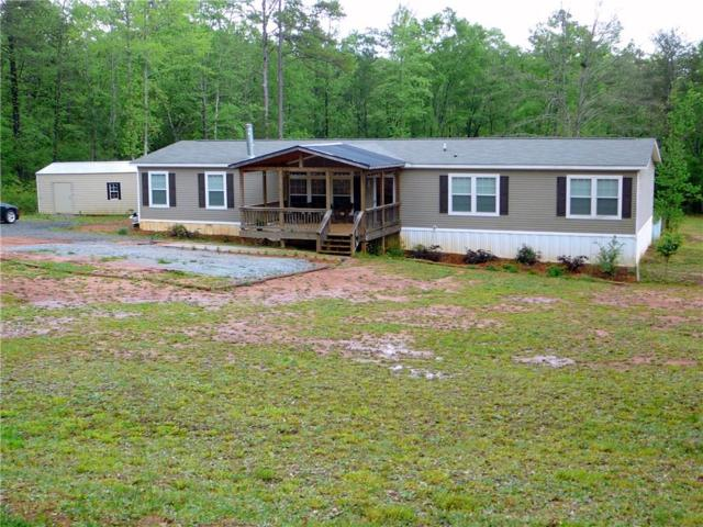 401 Gambrell Road, Townville, SC 29689 (MLS #20202148) :: The Powell Group of Keller Williams