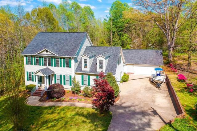 335 Club Drive, Travelers Rest, SC 29690 (MLS #20202153) :: Les Walden Real Estate
