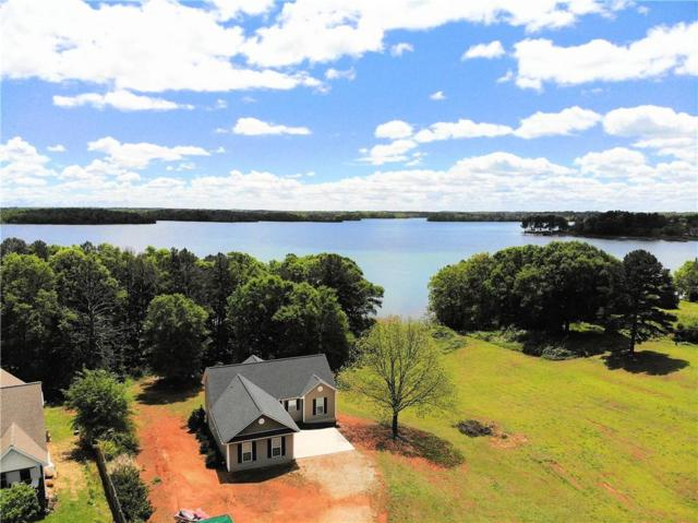 102 North Windy Point, Townville, SC 29689 (MLS #20202164) :: Tri-County Properties