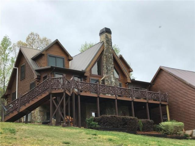 105 Woodmere Court, Pickens, SC 29671 (MLS #20202211) :: The Powell Group of Keller Williams