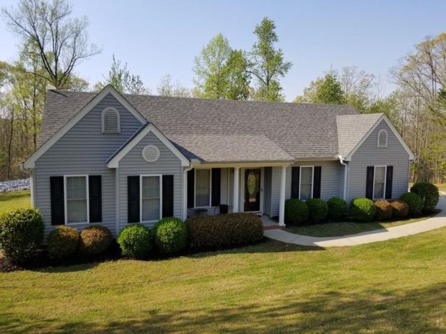 254 E Lakeshore Drive, Fair Play, SC 29643 (MLS #20202214) :: Les Walden Real Estate