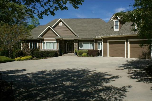 140 Westlake Drive, Seneca, SC 29672 (MLS #20202289) :: Les Walden Real Estate