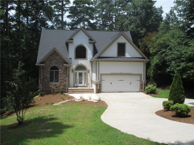 205 Harbor View Lane, Seneca, SC 29672 (#20202296) :: Connie Rice and Partners