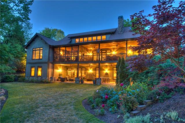 506 Wind Flower Drive, Sunset, SC 29685 (MLS #20202337) :: Les Walden Real Estate