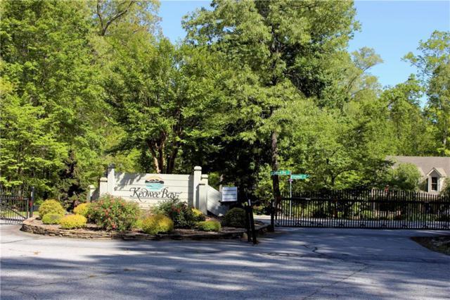 Lot 109 Fernwood Drive, Salem, SC 29676 (MLS #20202382) :: Les Walden Real Estate