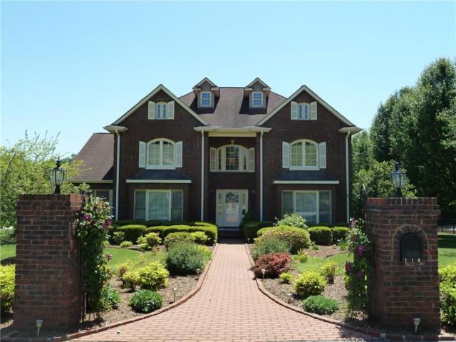 110 Sedgefield Drive, Clemson, SC 29631 (MLS #20202389) :: Les Walden Real Estate