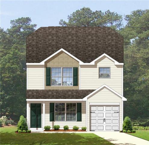 341 Cedar Ridge, Anderson, SC 29621 (MLS #20202395) :: Les Walden Real Estate