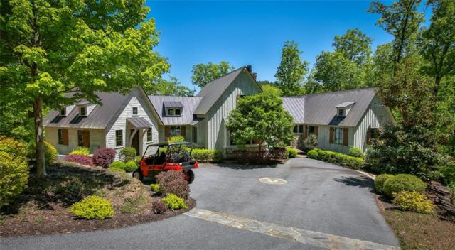 116 Great Camp Court, Sunset, SC 29685 (MLS #20202520) :: The Powell Group of Keller Williams