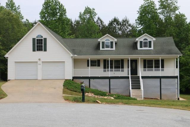 211 Grand View Drive, Westminster, SC 29693 (MLS #20202545) :: Les Walden Real Estate