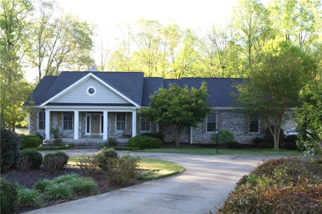 4404 Smoak Pond Road, Seneca, SC 29678 (MLS #20202548) :: Les Walden Real Estate