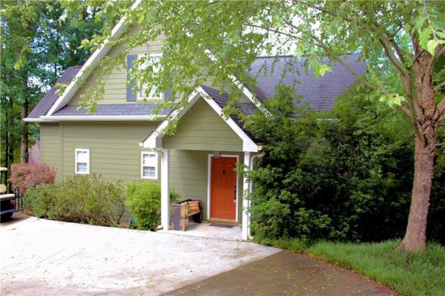 141 W Waters Edge Lane, West Union, SC 29696 (MLS #20202552) :: Les Walden Real Estate