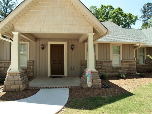 125 Harbor Lane, Townville, SC 29689 (MLS #20202640) :: Les Walden Real Estate