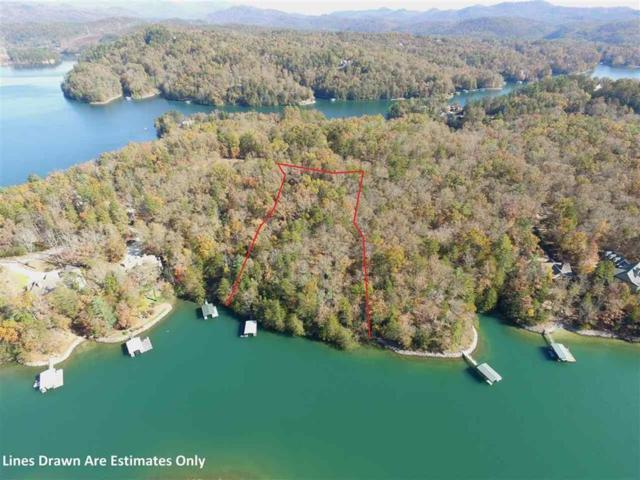 J63 Jocassee Point, Salem, SC 29676 (MLS #20202709) :: Les Walden Real Estate