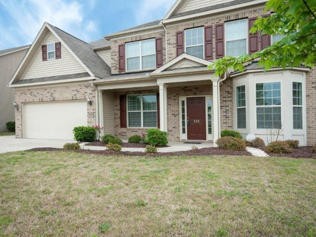 124 Berwick Court, Easley, SC 29642 (MLS #20202729) :: The Powell Group of Keller Williams